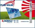 Система подачи воды Fluid Solar от Рedrollo с применеием энергии солнечных панелей, заказать, найти, Киев, Интернет, Украина.